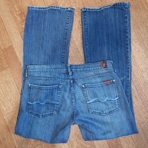 Womens 7 for all mankind size 31